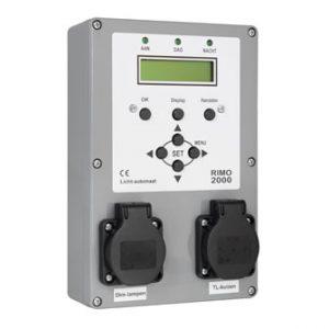 RIMO 2000 Dimsysteem
